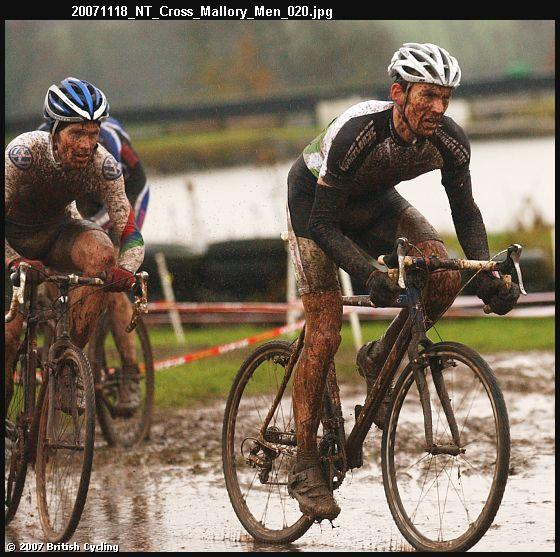 Cyclocross: National Trophy round 3, Mallory Park.
