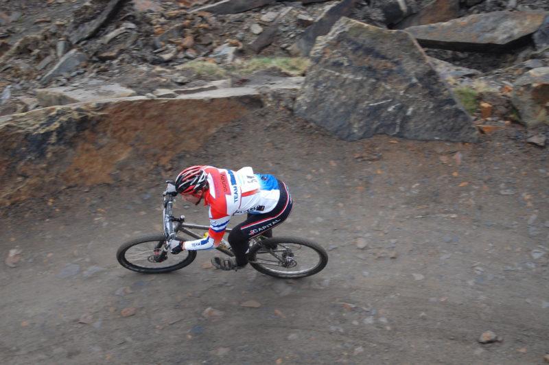 Lee Quarry XC race