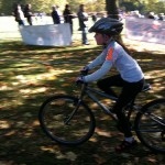 Lily Cyclocross in Northwich