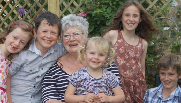 Mum's 70th birthday
