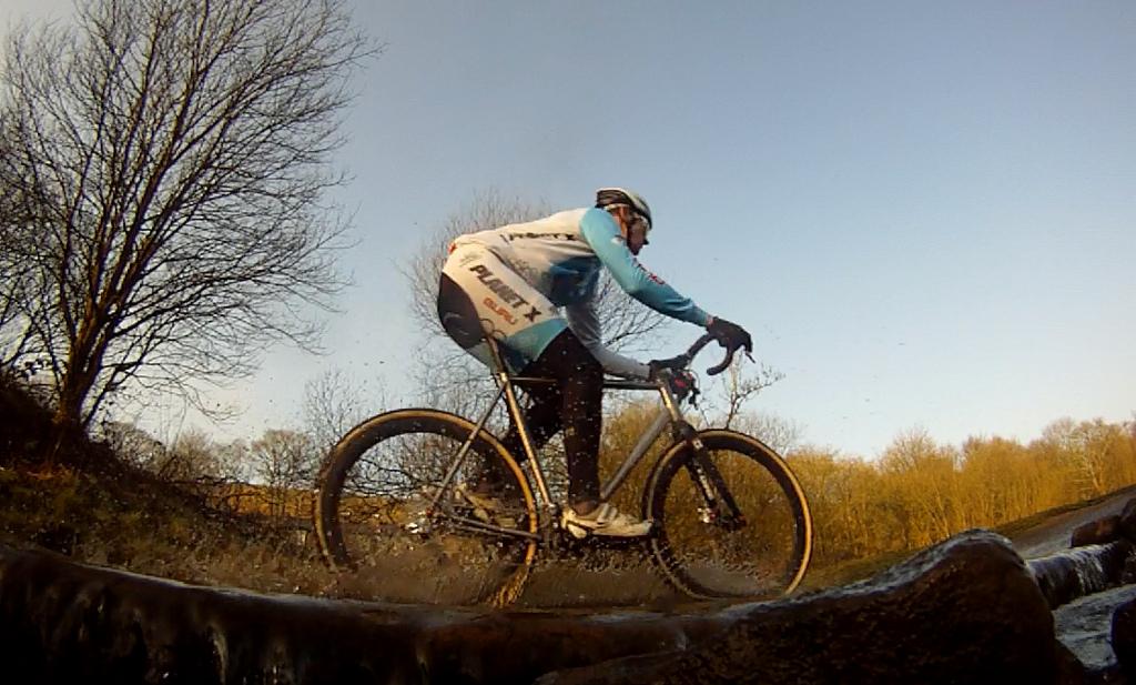 Cyclocross Titanium Bike