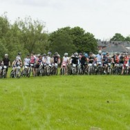 The Start - Photo by Ed Rollason Photography 2012