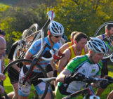 Harriers v Cyclists – one of those little classics