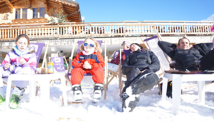 When all goes to Plagne – A family ski holiday