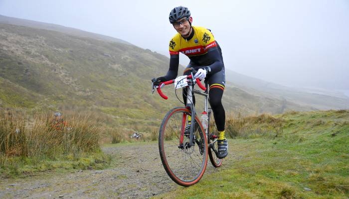 A (nearly) Very Merry Clif 'Cross