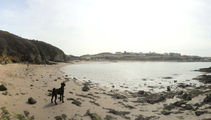 Beach spring continues – Anglesey family holiday