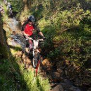Trials riding