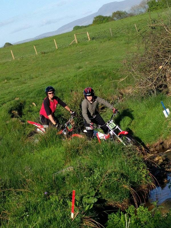 Trials bikes Lancashire