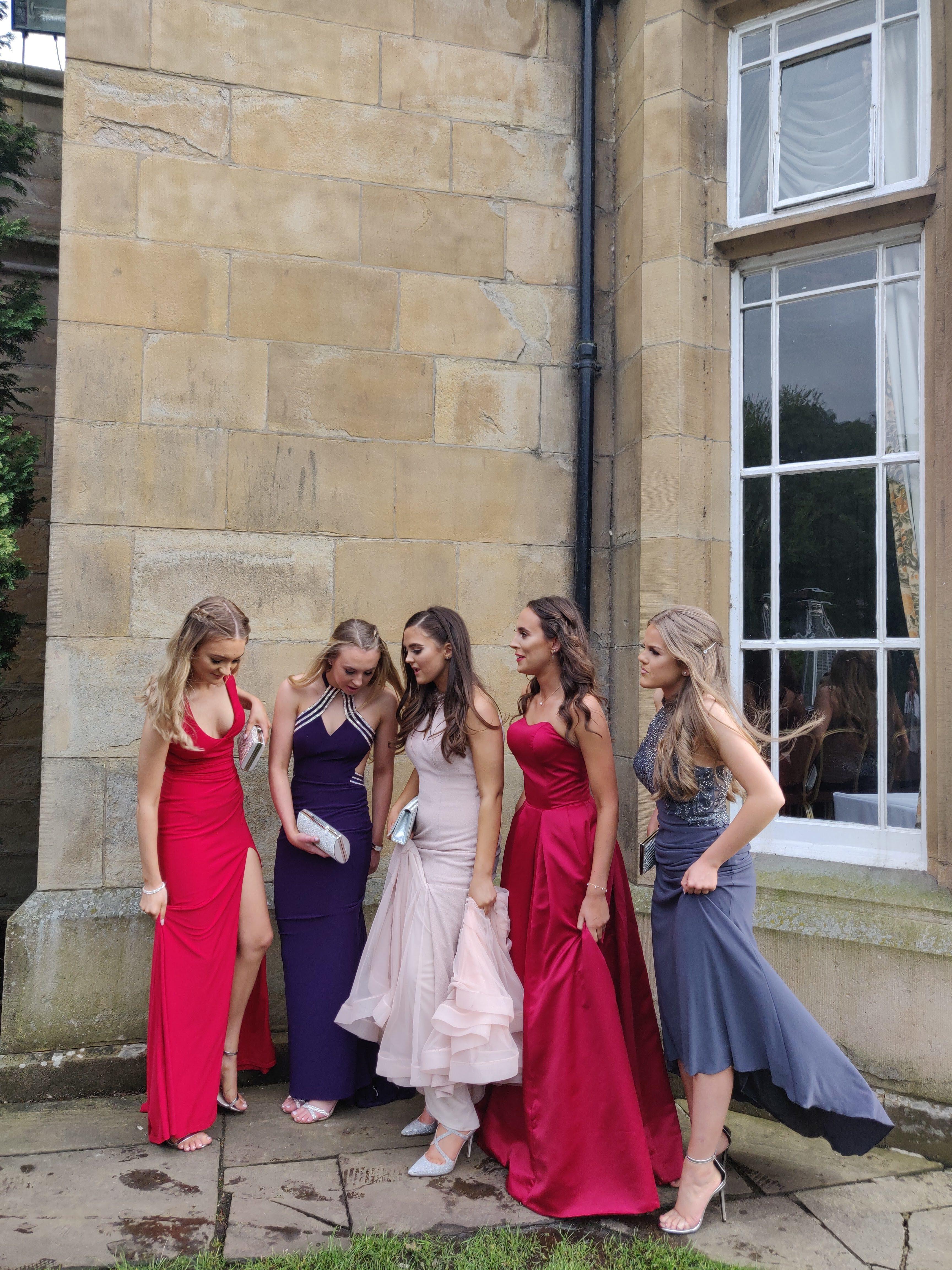 Lily Haygarth prom